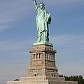 Lady Liberty 04 by Pamela Critchlow