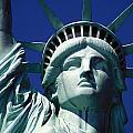 Lady Liberty by Jon Neidert
