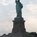 Lady Liberty by Luther Fine Art