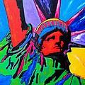 Lady Liberty by Patti Schermerhorn