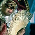 Lady Of Renaissance by Zina Zinchik