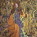 Lady Of Swirl by Stefan Duncan