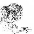 Lady Profile by Ylli Haruni