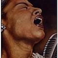 Lady Sings by Melanie T