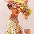 Lady Victoria Victorian Elegance by Sue Halstenberg