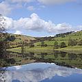Ladybower Reservoir by Steev Stamford