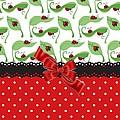 Ladybug Delight  by Debra  Miller