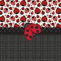 Ladybug Mood  by Debra  Miller