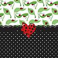 Ladybug Special by Debra  Miller