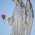 Lafayette Angel Statue By Jo Ann Tomaselli by Jo Ann Tomaselli