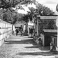 Lafayette Cemetery 2 by William Morgan