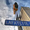 Lafayette Square Buffalo Ny V1 by Michael Frank Jr