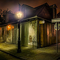 Lafittes Blacksmith Shop by David Morefield