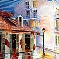Lafitte's Guest House On Bourbon by Diane Millsap