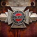 Lafrance Badge by Mary Jo Allen