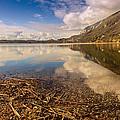 Lago Di Annone by Alfio Finocchiaro
