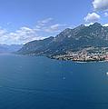 Lago Di Como by Riccardo Mottola