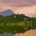Lago Di Muzzano Mystique by Heidi Peschel