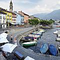 Lago Maggiore Ascona by Radka Linkova