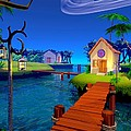 Lagoon by Cynthia Decker