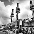 Lagos Central Mosque by Muyiwa OSIFUYE