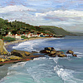 Laguna Beach by Alice Leggett