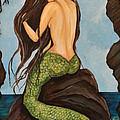 Laguna Beach Mermaid Marina by Valarie Pacheco