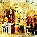 Lahore Museum by Catf
