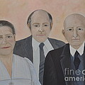 Lahoud Family by Sally Rice