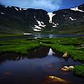 Lake 21 by Ingrid Smith-Johnsen