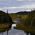 Lake 2 by Ingrid Smith-Johnsen