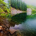 Lake 8 by Ingrid Smith-Johnsen