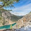 Lake Agnes - Lake Louise - Canada by Steve Lagreca