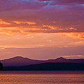 Lake Almanor Sunset 2 by Sherri Meyer