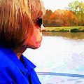 Lake Bracken Outting by Marshall Thomas
