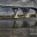 Lake Champlain Bridge by Adam Jewell