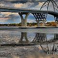 Lake Champlain New Bridge by Adam Jewell