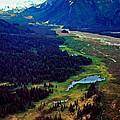 Lake Clark National Park by Thomas R Fletcher