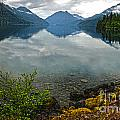 Lake Crescent - Washington - 04 by Gregory Dyer