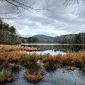 Lake Crowders Mountain by Maurice Smith