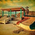 Lake Delores Water Park 2 by Richard J Cassato