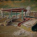 Lake Delores Water Park by Richard J Cassato