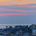 Lake Erie Twilight 2014 by Kathryn Strick