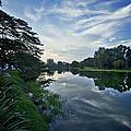 Lake Garden by Chin Wei Jeffrey Ong