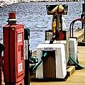 Lake Gas Depot by Debbie Nobile
