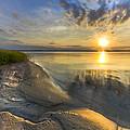 Lake Glow by Debra and Dave Vanderlaan