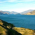 Lake Hawea by Stuart Litoff