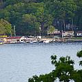 Lake Hopatcong Scene 4 by Maureen E Ritter