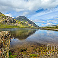Lake Idwal by Adrian Evans
