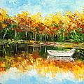 Lake Impression by Luke Karcz